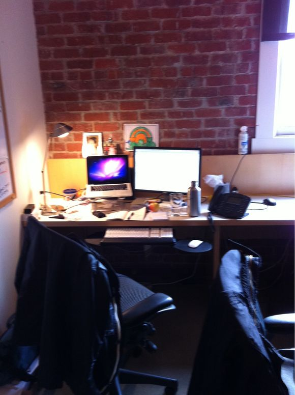 The Corner 'Office'